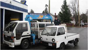 Right Hand Drive Auto Service